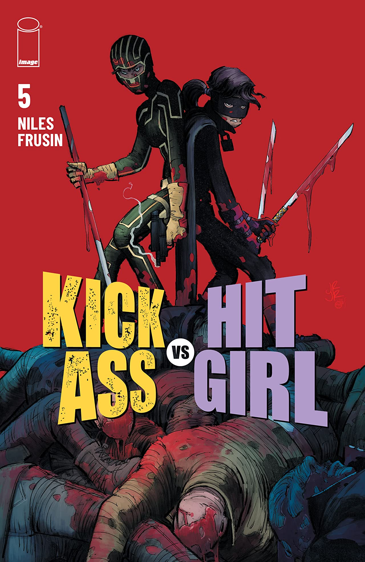 Kick-Ass Vs. Hit-Girl #5 (of 5)