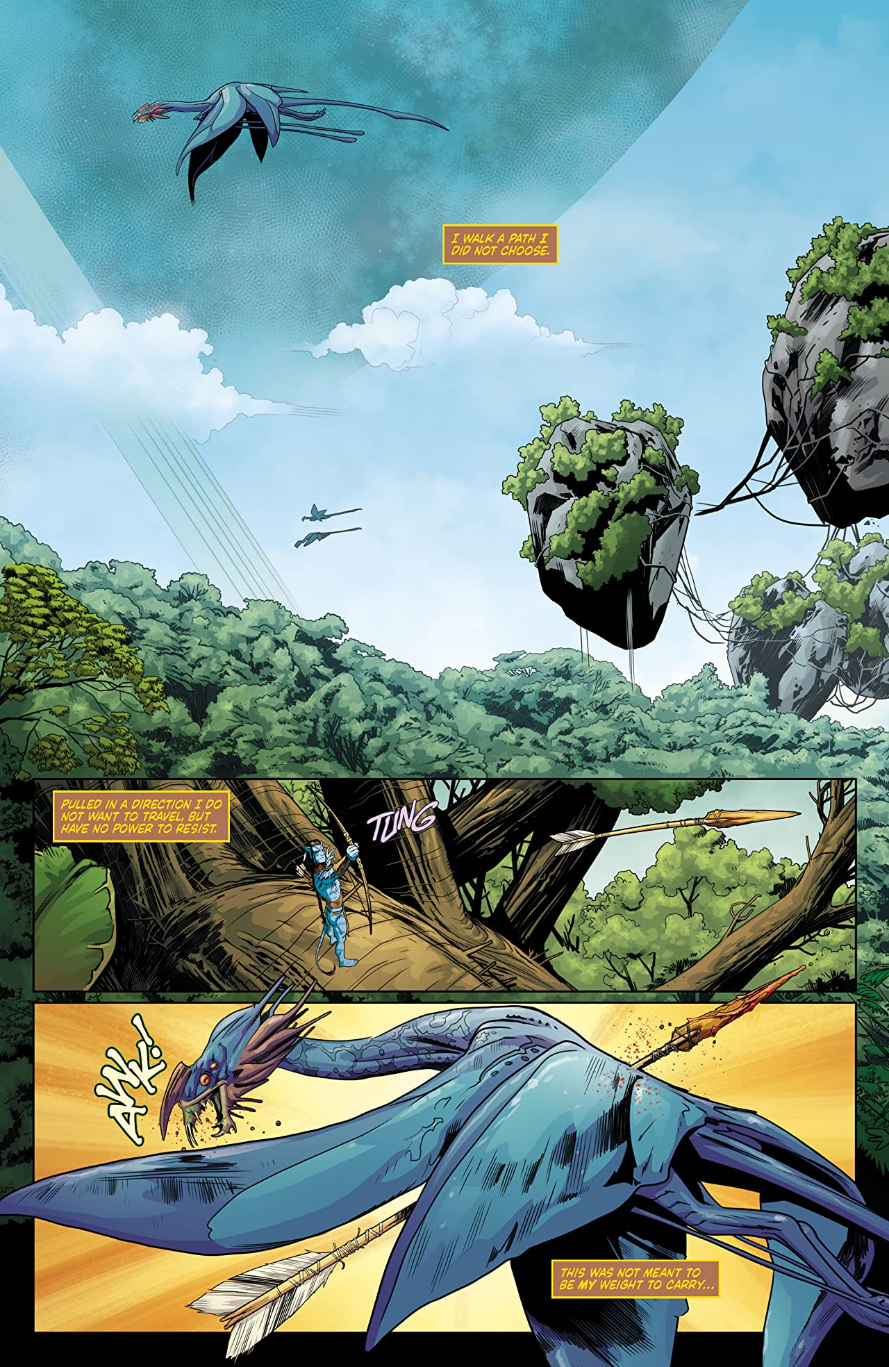 Avatar: The Next Shadow #2
