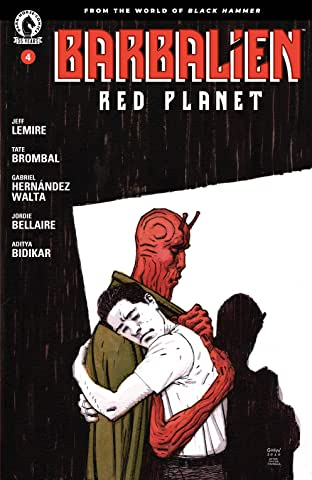 Barbalien: Red Planet #4