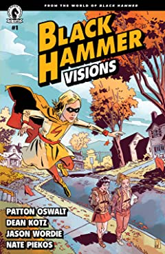 Black Hammer: Visions No.1