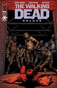 The Walking Dead Deluxe #11