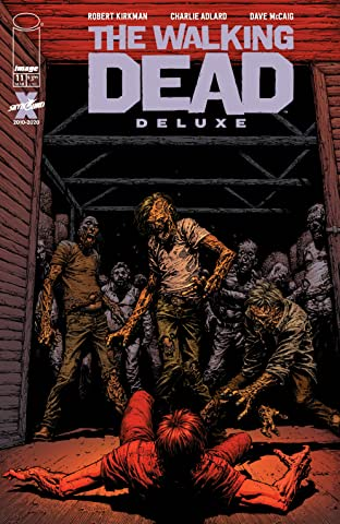 The Walking Dead Deluxe No.11
