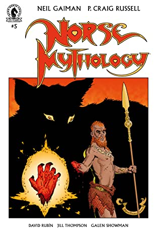 Norse Mythology I #5