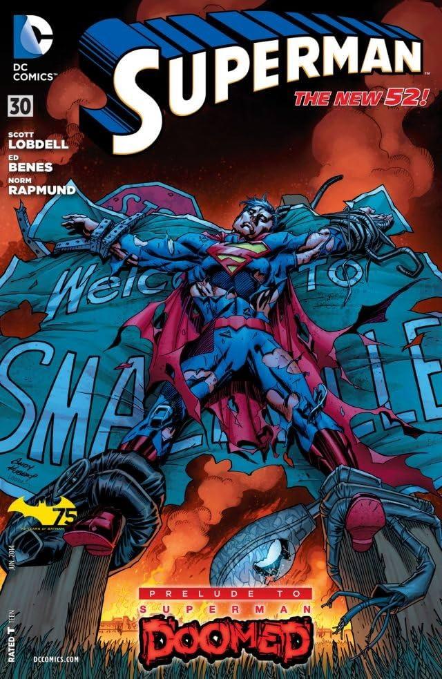 Superman (2011-2016) #30