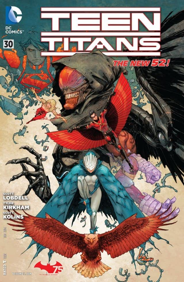 Teen Titans (2011-2014) #30