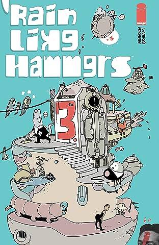 Rain Like Hammers #3 (of 5)