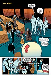 Tales from the Umbrella Academy: You Look Like Death #6
