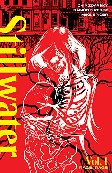 Stillwater By Zdarsky & Pérez Vol. 1: Rage Rage