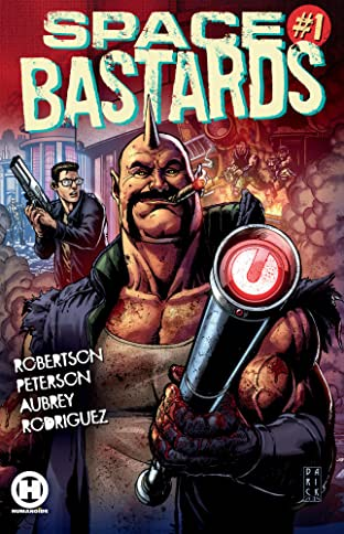 Space Bastards Vol. 1