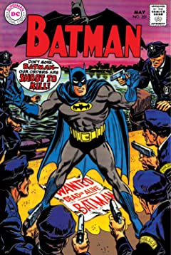 Batman (1940-2011) No.201