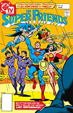 Super Friends (1976-) #35