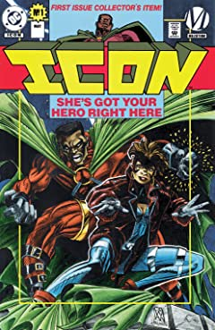 Icon (1993-1997) #1