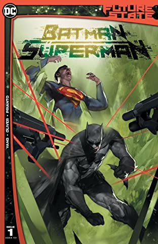 Future State (2021-)  #1: Batman/Superman