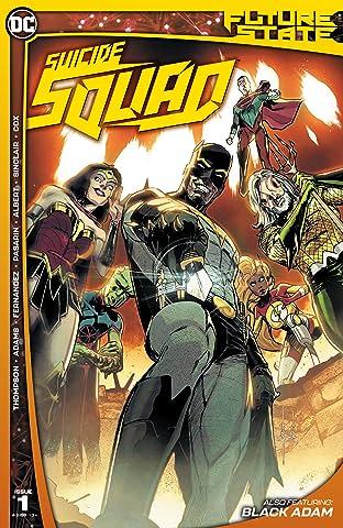 Future State (2021-)  No.1: Suicide Squad