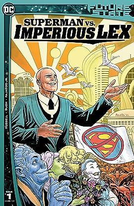 Future State (2021-)  #1: Superman vs. Imperious Lex