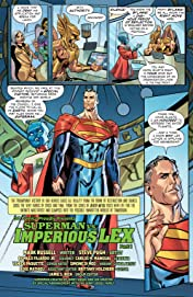 Future State (2021-)  #1: Superman vs. Imperious Lex