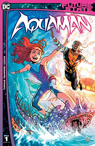 Future State (2021-)  #1: Aquaman