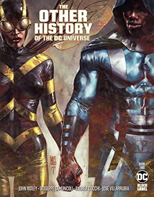 The Other History of the DC Universe (2020-) #2