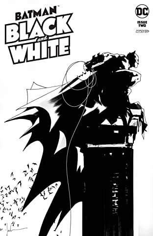 Batman Black & White (2020-) #2