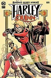 Batman: White Knight Presents: Harley Quinn (2020-) #4