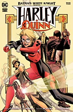 Batman: White Knight Presents: Harley Quinn (2020-) No.4