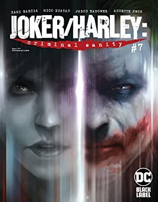 Joker/Harley: Criminal Sanity (2019-2021) No.7