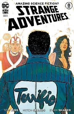 Strange Adventures (2020-2021) No.8