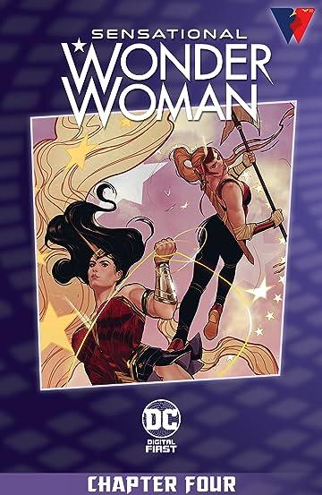 Sensational Wonder Woman (2021-) #4