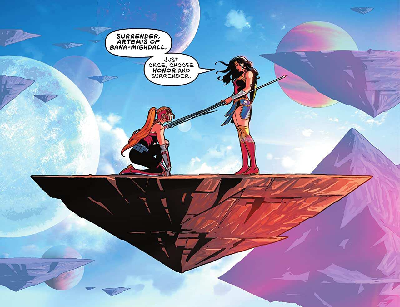 Sensational Wonder Woman (2021-) #4