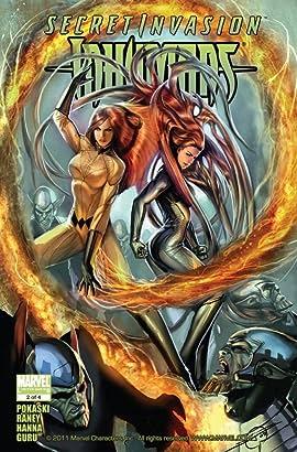 Secret Invasion: Inhumans #2 (of 4)