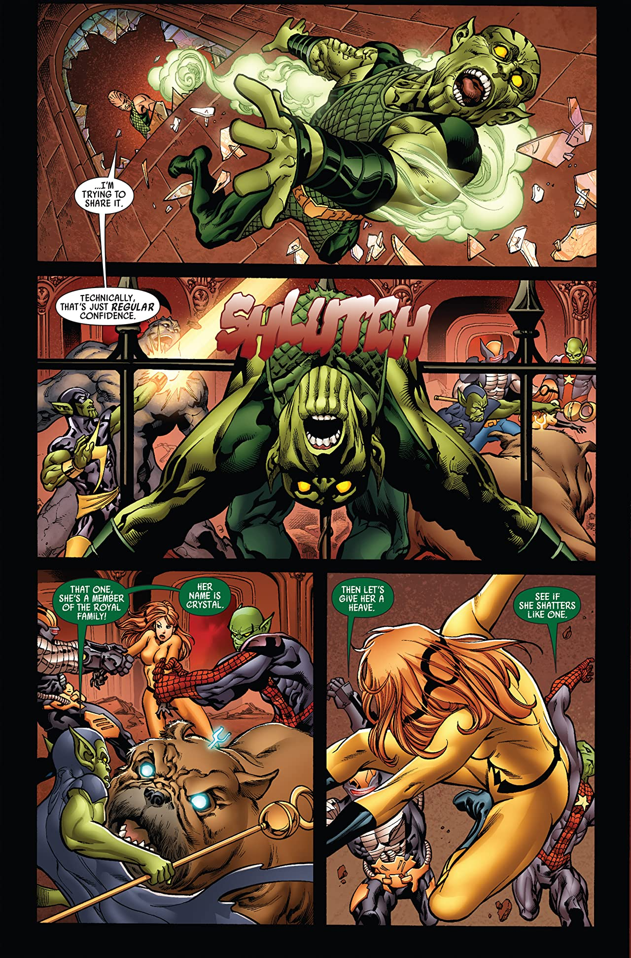 Secret Invasion: Inhumans #2 (of 4)