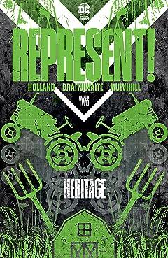 Represent! (2020-) #2