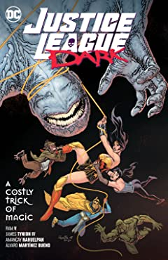 Justice League Dark: A Costly Trick of Magic Vol. 4