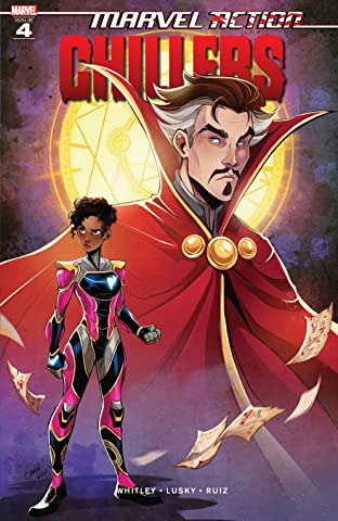 Marvel Action: Chillers (2020-) #4 (of 4)