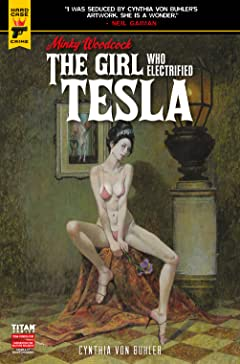 Minky Woodcock #2.1: The Girl Who Electrified Tesla