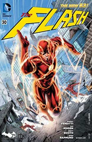 The Flash (2011-2016) #30