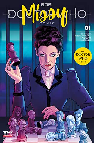 Doctor Who Comic #2.1: Missy