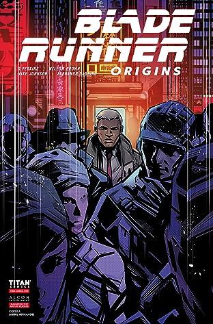 Blade Runner Origins No.3
