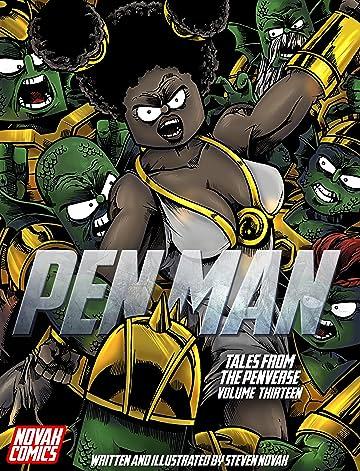 Pen Man Vol. 13: Tales From The Penverse