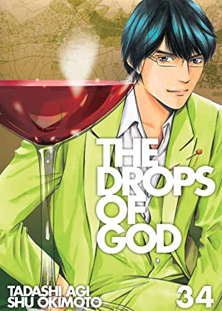 Drops of God (comiXology Originals) Tome 34