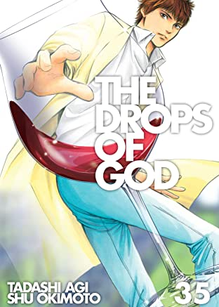 Drops of God (comiXology Originals) Tome 35