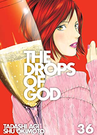 Drops of God (comiXology Originals) Tome 36