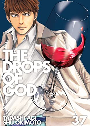 Drops of God (comiXology Originals) Tome 37