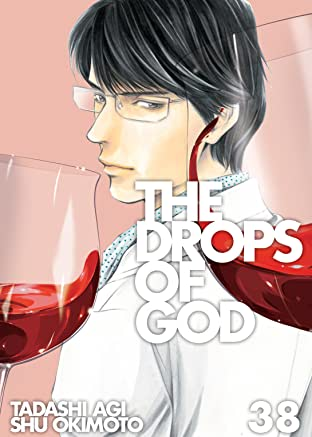 Drops of God (comiXology Originals) Tome 38