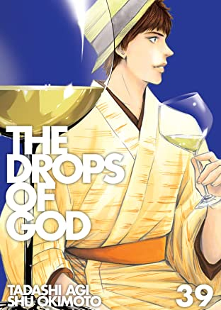 Drops of God (comiXology Originals) Tome 39