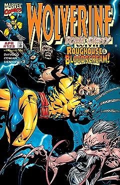 Wolverine (1988-2003) #123