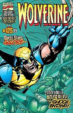 Wolverine (1988-2003) #125