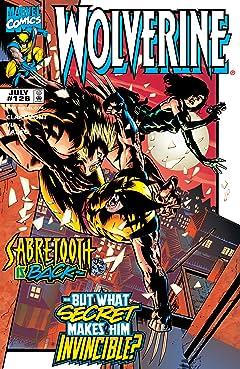 Wolverine (1988-2003) #126