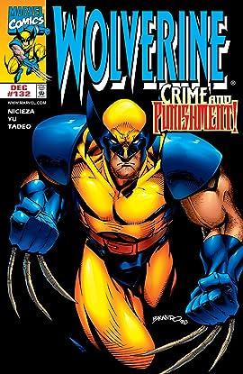 Wolverine (1988-2003) #132