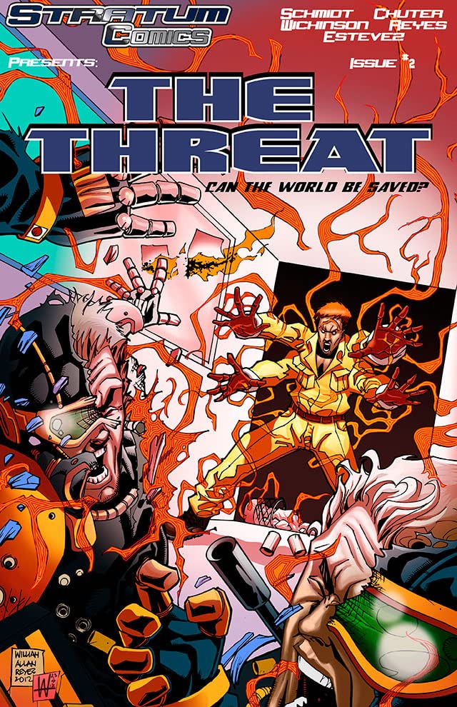 The Threat #2